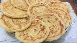 getlinkyoutube.com-طريقة تحضير مخيمرات مورقين هشاش و لذاذ بالزبدة بسهولة و احترافية من المطبخ المغربي مع ربيعة