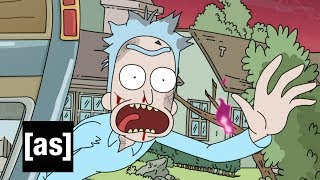 Inside 'The Rickshank Redemption'   Rick And Morty   Adult Swim