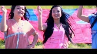 getlinkyoutube.com-Karen New Year Song Music Video 2013 (BLUE)
