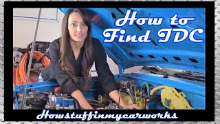 getlinkyoutube.com-How to find Top Dead Center TDC when you remove and install a Distributor or unplug Spark Plug Wires