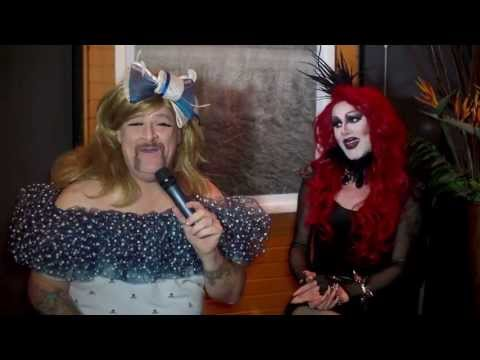 Wilma Fingerdoo interviews Sharon Needles