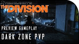 """getlinkyoutube.com-The Division Multiplayer Gameplay - """"DARK ZONE PVP"""" (Preview Part 4)"""