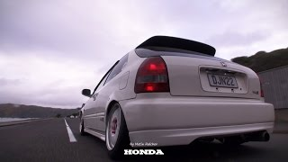 getlinkyoutube.com-Honda Civic VTEC Turbo Compilation