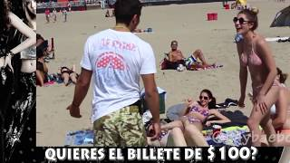 getlinkyoutube.com-Besos Faciles (TERMINA SEXUAL) chicas sexis en la playa