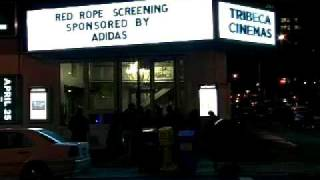 Red Rope Screening SPRING 2007 Extra Footage