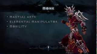 getlinkyoutube.com-Diablo III Reaper of Souls - Monk Epiphany Skill Preview
