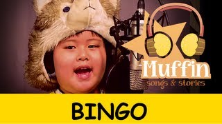 getlinkyoutube.com-Bingo | Family Sing Along - Muffin Songs
