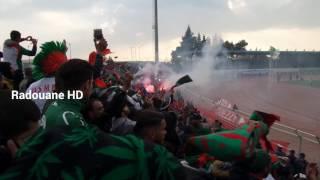 getlinkyoutube.com-كل ما فعله أنصار إتحاد بلعباس بملعب  8 ماي سطيف موسم 2016/2017