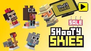 getlinkyoutube.com-SHOOTY SKIES UPDATE | Black Friday Sale! 6 NEW Pilots & 2 NEW Secret Characters | November 2015
