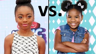 getlinkyoutube.com-Skai Jackson vs. Trinitee Stokes