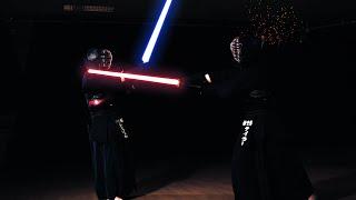 getlinkyoutube.com-The fastest way to make lightsaber VFX