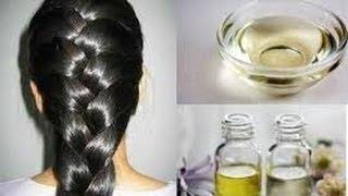 getlinkyoutube.com-Tratamiento nocturno con 5 aceites para regenerar el cabello- Anastassia Sfeir