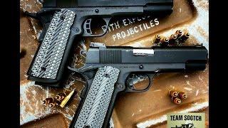 getlinkyoutube.com-Rock Island Armory 22 TCM 1911 Single Stack Pistol Review