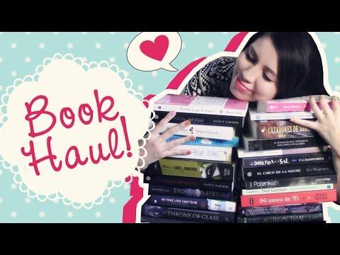 Book Haul MASIVO | Feria del Libro Monterrey 2014