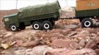 getlinkyoutube.com-CROSS-RC MC6 Military Truck