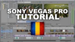 Tutoriale - Sony Vegas: Adauga un Watermark in video(Romana)