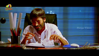 getlinkyoutube.com-Dhanush Best Performance Ever | Dhanush Commits SUICIDE | 3 Telugu Movie Climax Scene | Shruti