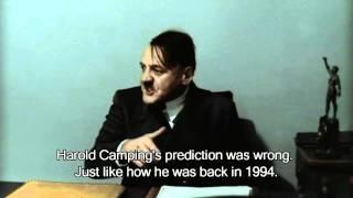 Hitler meets a