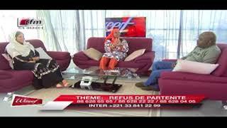 WAREEF avec Eva Tra - THEME : REFUS DE PATERNITÉ - 08 Janvier 2018