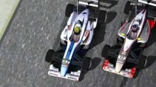 Rfactor Pau 67 Street Circuit