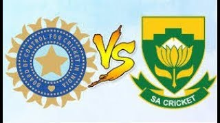 India VS South Africa 2ND Test Day 1 Score Card 2018