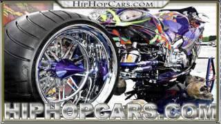getlinkyoutube.com-Hayabusa Custom Bike - Turbo Motorcycle at NC Bikefest