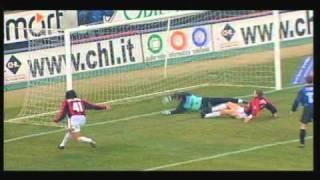 getlinkyoutube.com-1999-2000 Coppa Italia - Milan vs Inter 2-3