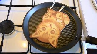 getlinkyoutube.com-My pancake pets (pancake art)