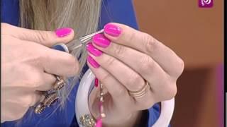 getlinkyoutube.com-فاي سابا تصنع علاقة مفاتيح من الخرز