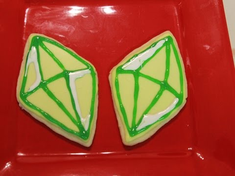 Plumbob Sims Cookies - QnB