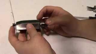 getlinkyoutube.com-Winchester 1300 Shotgun Bolt Disassemble