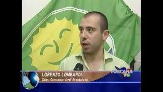 Lorenzo Lombardi Verdi - I Verdi di Pistoia contro Giostra e palii.