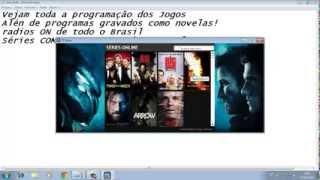 getlinkyoutube.com-Tv No PC Grátis + de 400 canais além de Séries, Novelas, Futebol, Desenhos e Mais