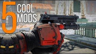 getlinkyoutube.com-5 Cool Mods - Episode 39 - Fallout 4 Mods (PC/Xbox One)