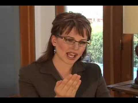 Sarah Palin Exclusive Interview with Charles Gibson on ABC!!