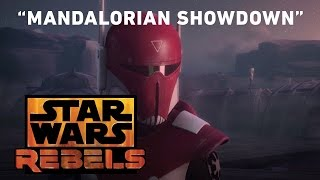 getlinkyoutube.com-Mandalorian Showdown - Imperial Supercommandos Preview | Star Wars Rebels
