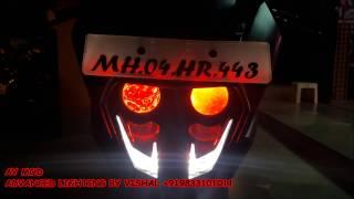 getlinkyoutube.com-KTM RC 200 DEVIL EYES BY AVMOD