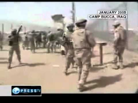 Riot at Camp Bucca in Iraq over Soldiers burning Quran, Live rounds used on prisoners