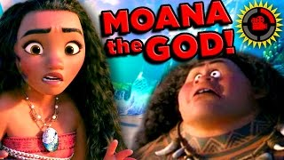 Film Theory: Disney Moana's SECRET Identity REVEALED! (Moana) width=