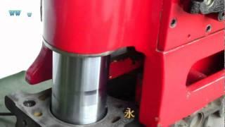getlinkyoutube.com-永豐機械 搪缸機操作 Yon Fong The operation of cylinder boring machine