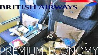 getlinkyoutube.com-British Airways PREMIUM ECONOMY (World traveller plus) Shanghai to London|Boeing 777-300ER
