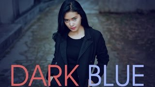 getlinkyoutube.com-Dark Blue : Toning Photoshop tutorial step by step