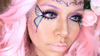 getlinkyoutube.com-HALLOWEEN HADA MARIPOSA