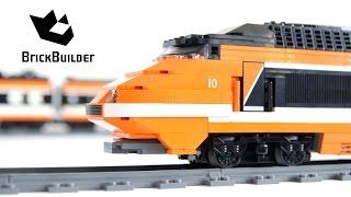 getlinkyoutube.com-Motorized 2x Lego Horizon Express 10233!!!