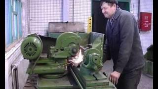 getlinkyoutube.com-Металлорежущие станки довоенных лет еще работают!
