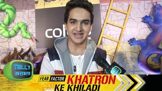 "getlinkyoutube.com-Interview- Faisal Khan: ""Khatron Ke Khiladi Is Very Special For Me"" | Season 7 | Colors"