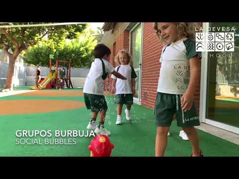 We are #SafeSchool | La Devesa School