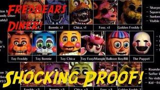 getlinkyoutube.com-FNAF - Five Nights at Freddy's - Fredbear TIMELINE Secret! ( FNAF Easteregg )