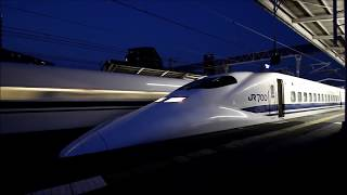 getlinkyoutube.com-山陽新幹線 最高速度300km/h 通過映像集