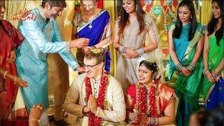 getlinkyoutube.com-Jagapathi Babu's Daughter Meghana Wedding - Exclusive Pics